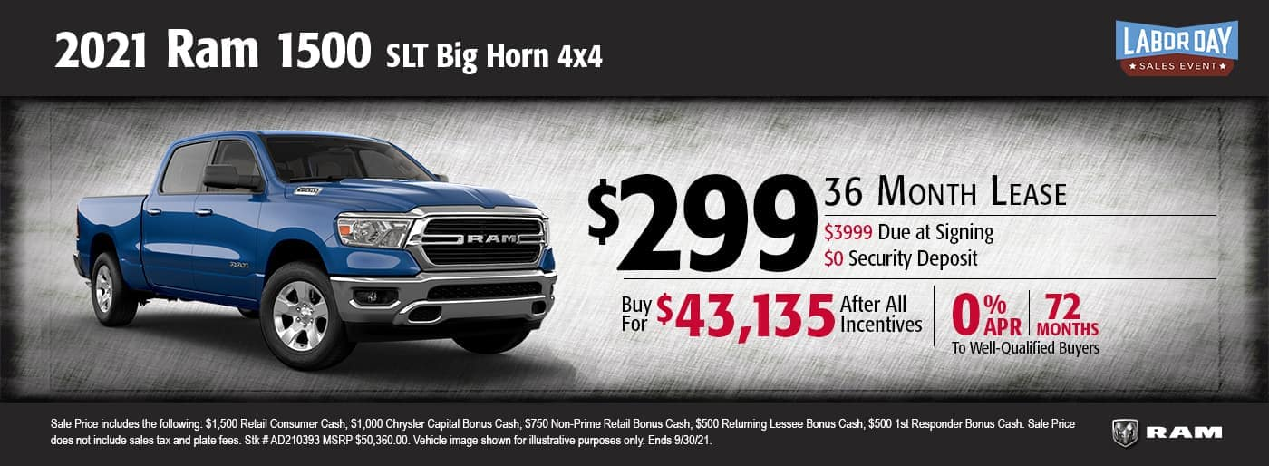 2021-Ram-1500-SLT-Big-Horn