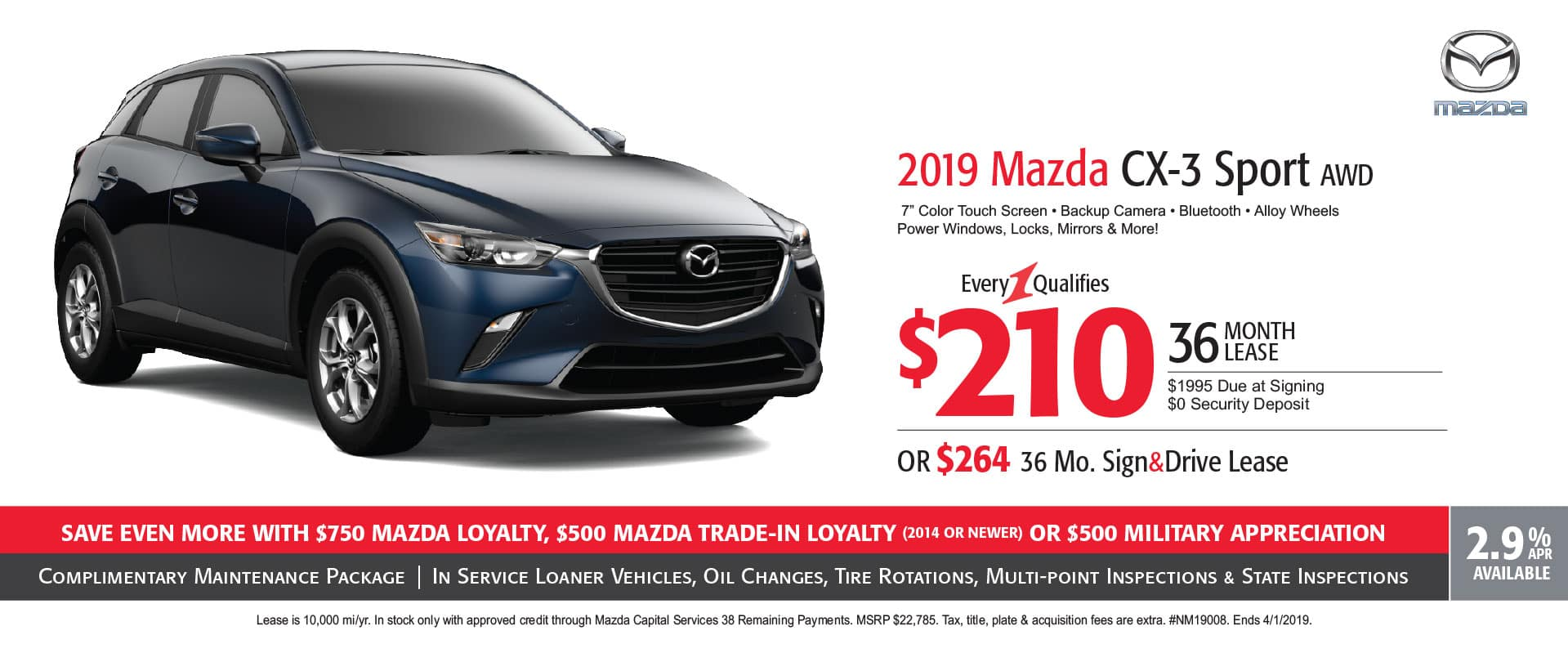mazda lease & finance offers pittsburgh | new car deals moon