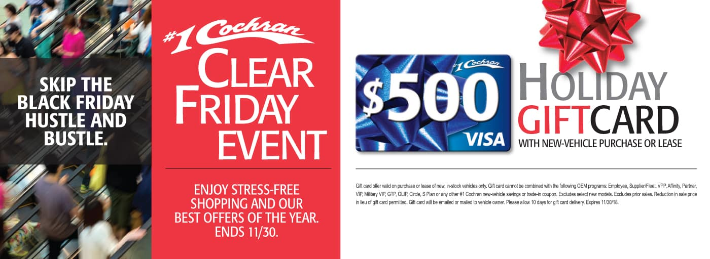 Clear Friday Event