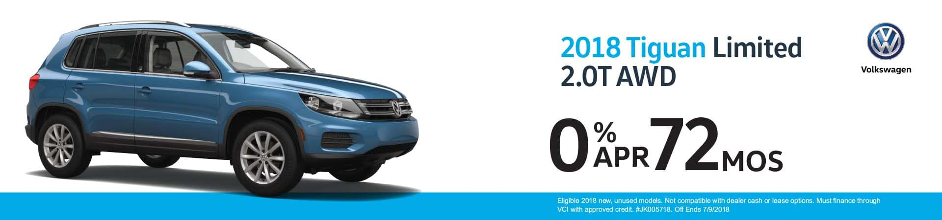 2018 Volkswagen