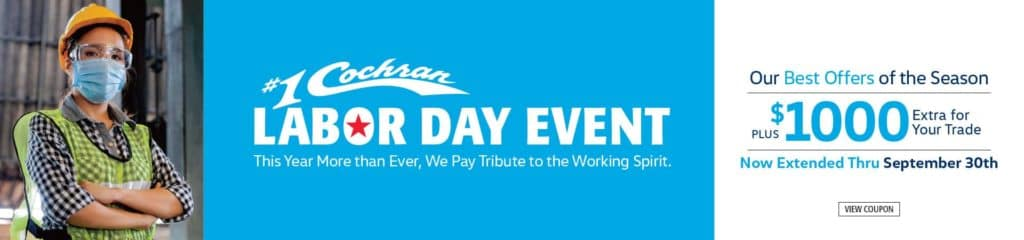 #1 Cochran Labor Day Event!