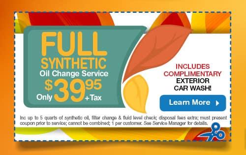 Auto service specials advantage honda near port washington for Honda oil change coupon ny