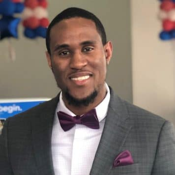 "Reniel Williams ""Mr. Bow Tie"""