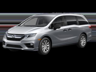 New 2019 Honda Odyssey LX