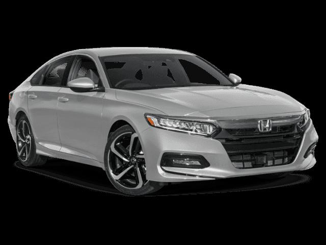 New 2019 Honda Accord Sport 1.5T Automatic