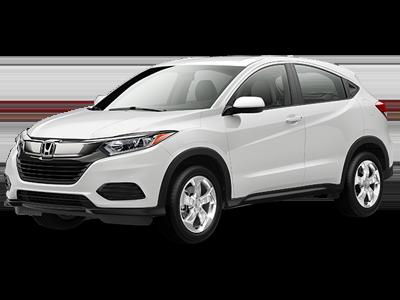 New 2019 Honda HRV LX AWD