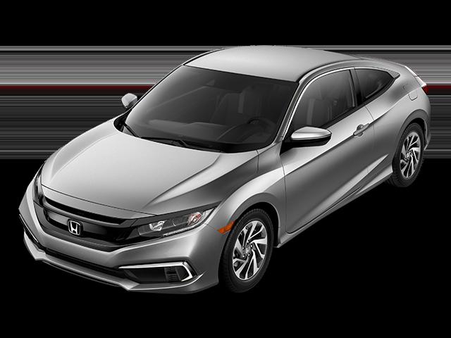 New 2019 Honda Civic Coupe LX Automatic