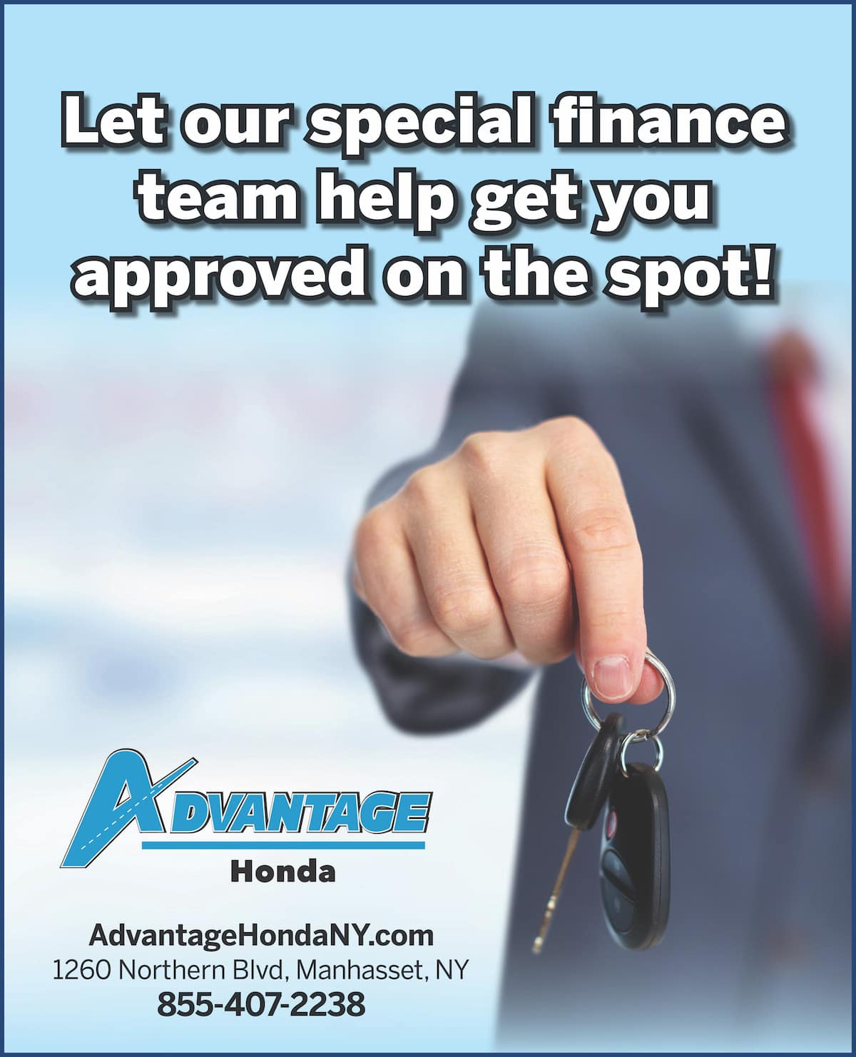 Special Finance!