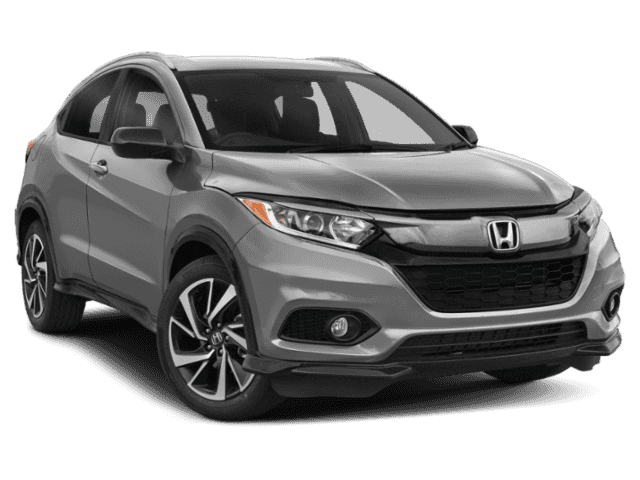 New 2019 HRV Sport AWD