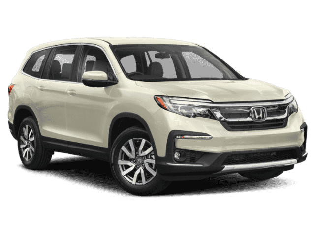 New 2019 Honda Pilot EX AWD