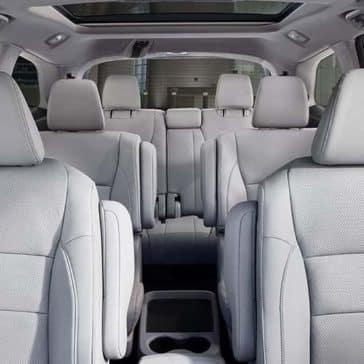 2019 Honda Pilot Seating