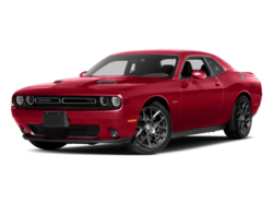 2017 Red Dodge Challenger