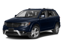 2017 Blue Dodge Journey