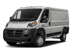 2017 White Promaster