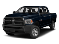 2017 Black Ram 2500