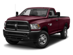 2017 Red Ram 3500