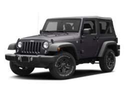 2017 Gray Wrangler
