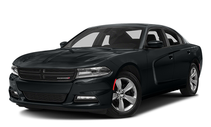 2018 Black Charger