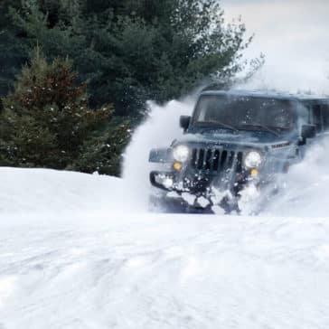 2018 Jeep Wrangler JK Snowy