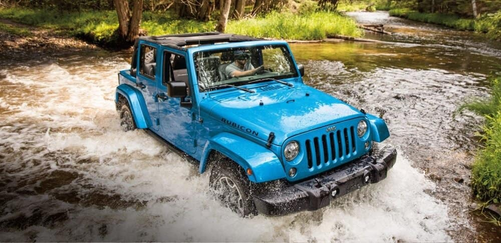 2018 Jeep Wrangler JK Splash
