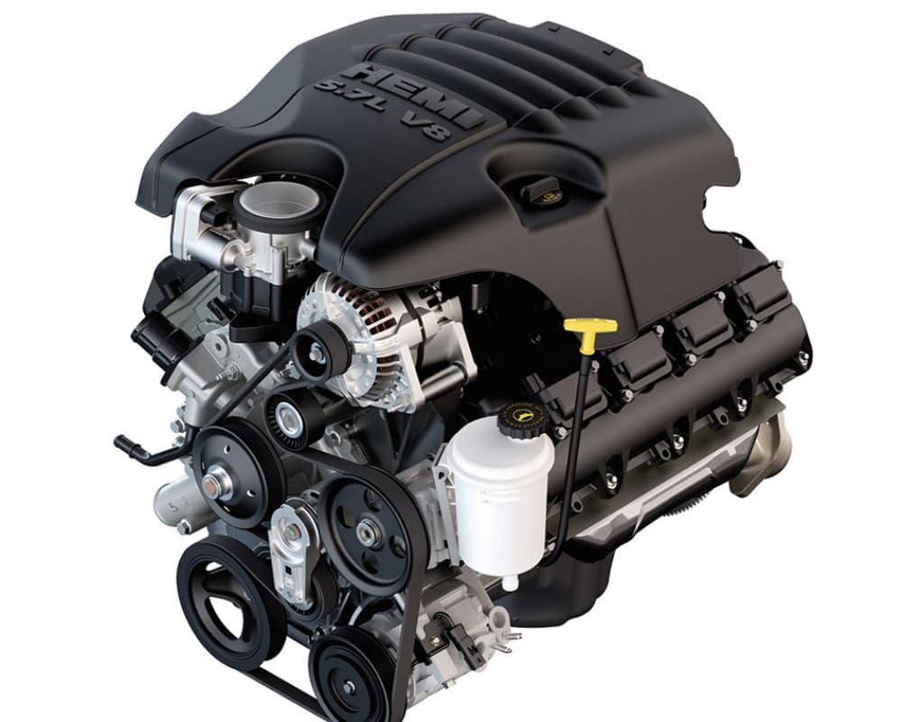 2018 Ram 1500 Engine
