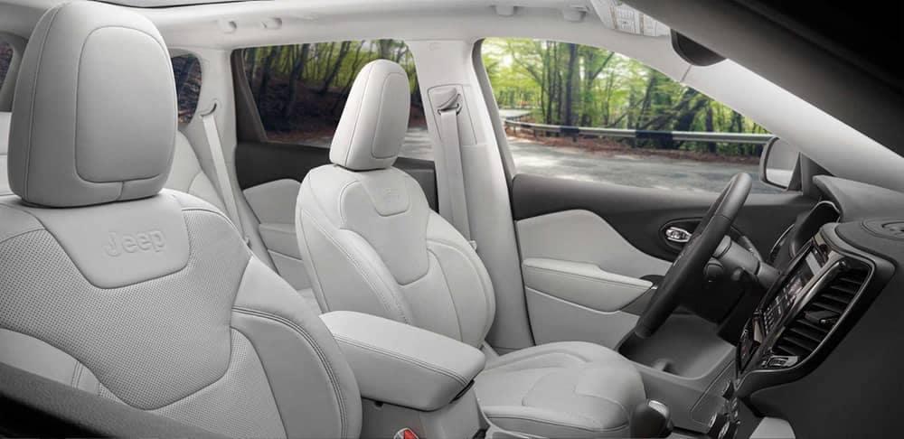 2019 Jeep Cherokee Seats