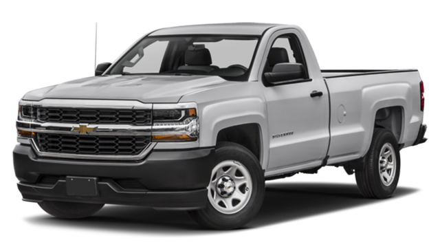 2018 Chevy Silverado Gray