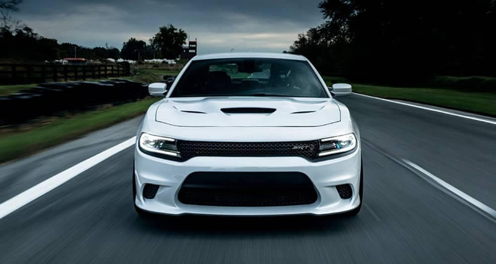 2018 Dodge Charger Grill