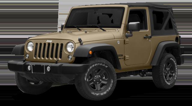 2018 Jeep Wrangler JK Compare