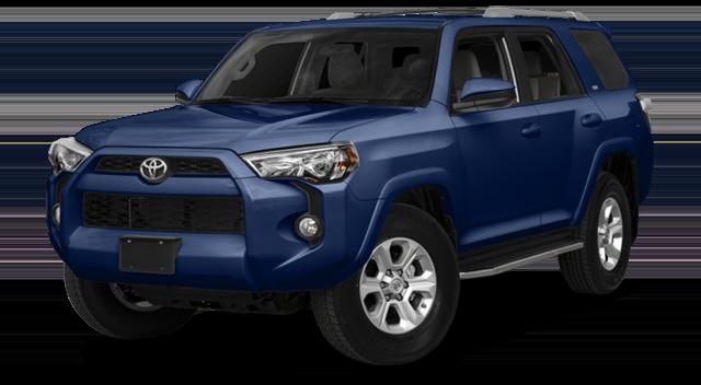 2018 Toyota 4Runner Blue