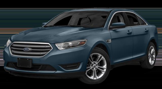 2018 Ford Taurus Blue