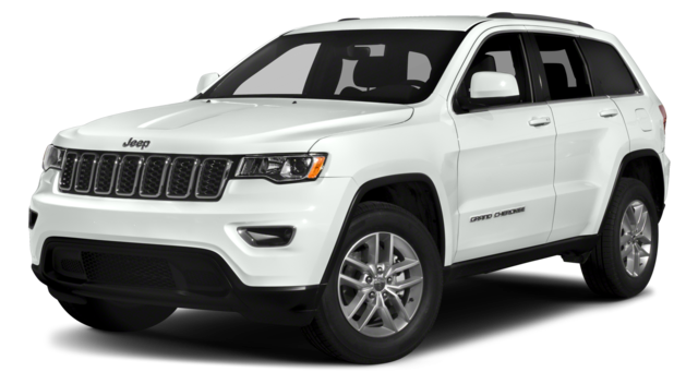 2018 Jeep Grand Cherokee White