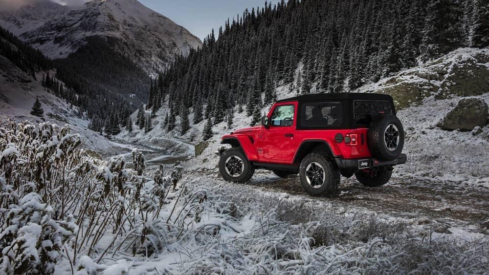 2018 Jeep Wrangler Cliffside