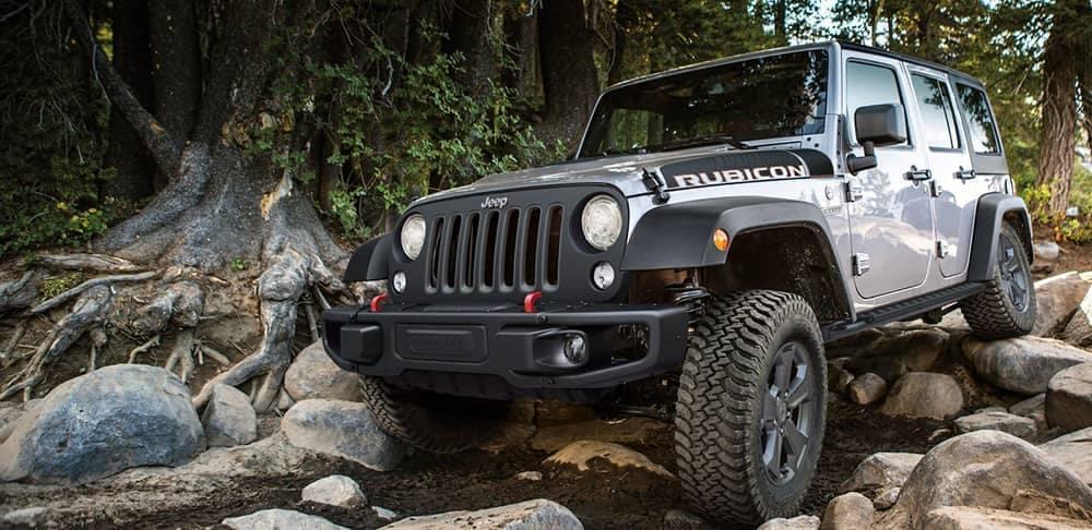 2018 Jeep Wrangler JK 4X4