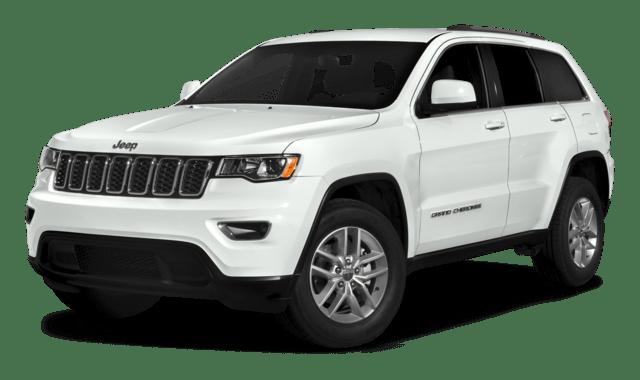 White 2018 Jeep Grand Cherokee