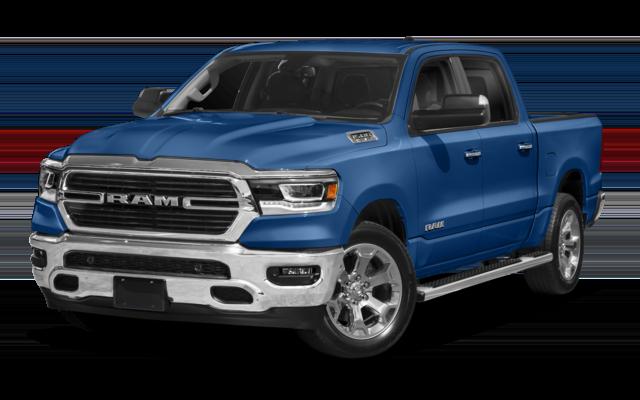 Blue Ram 1500