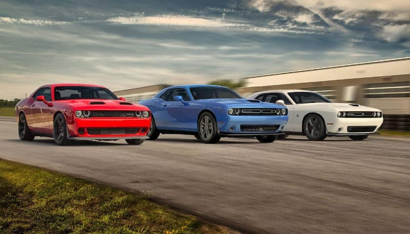 2019 Dodge Challenger SRT Hellcats