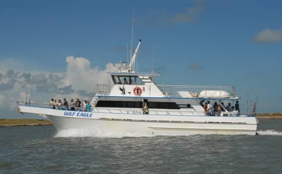 Gulf Eagle boat from Deep Sea Headquarters