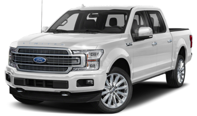 2020 Gray Ford F-150