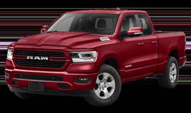 2020 Red Ram 1500