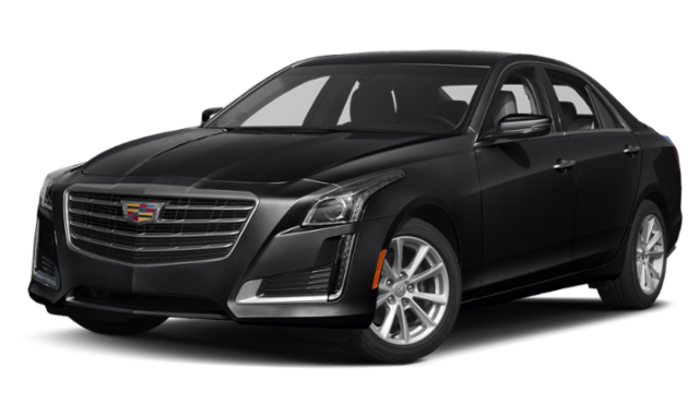 2019 Black Cadillac CTS