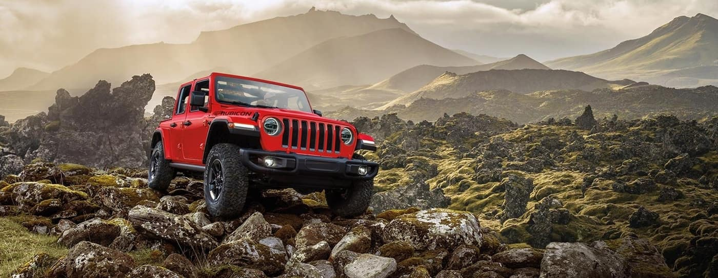 2020 Jeep red
