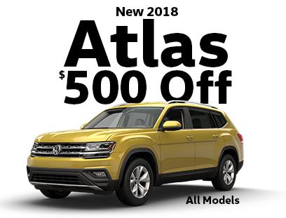 $500 Off New 2018 Atlas Models