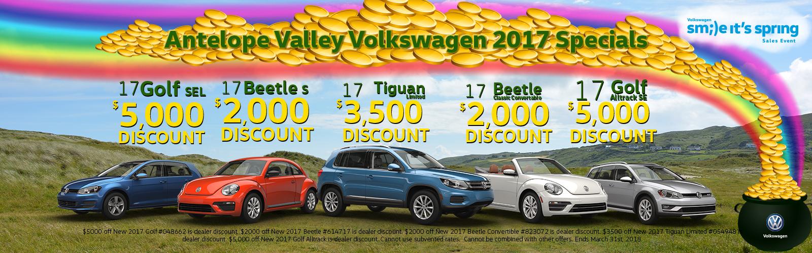 Antelope Valley Volkswagen Car Dealership Palmdale Autos
