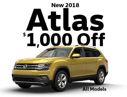 $1000 Off New 2018 Atlas Models