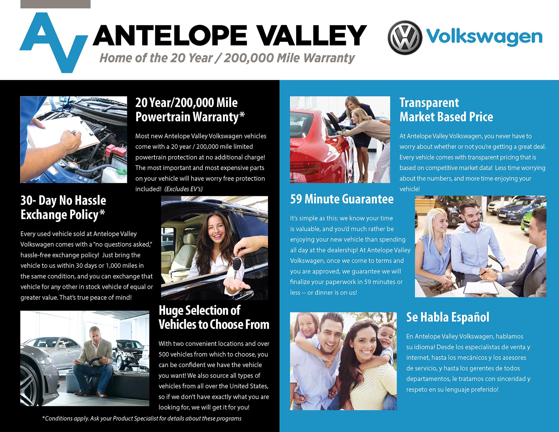 why buy from antelope valley volkswagen antelope valley volkswagen why buy from antelope valley volkswagen