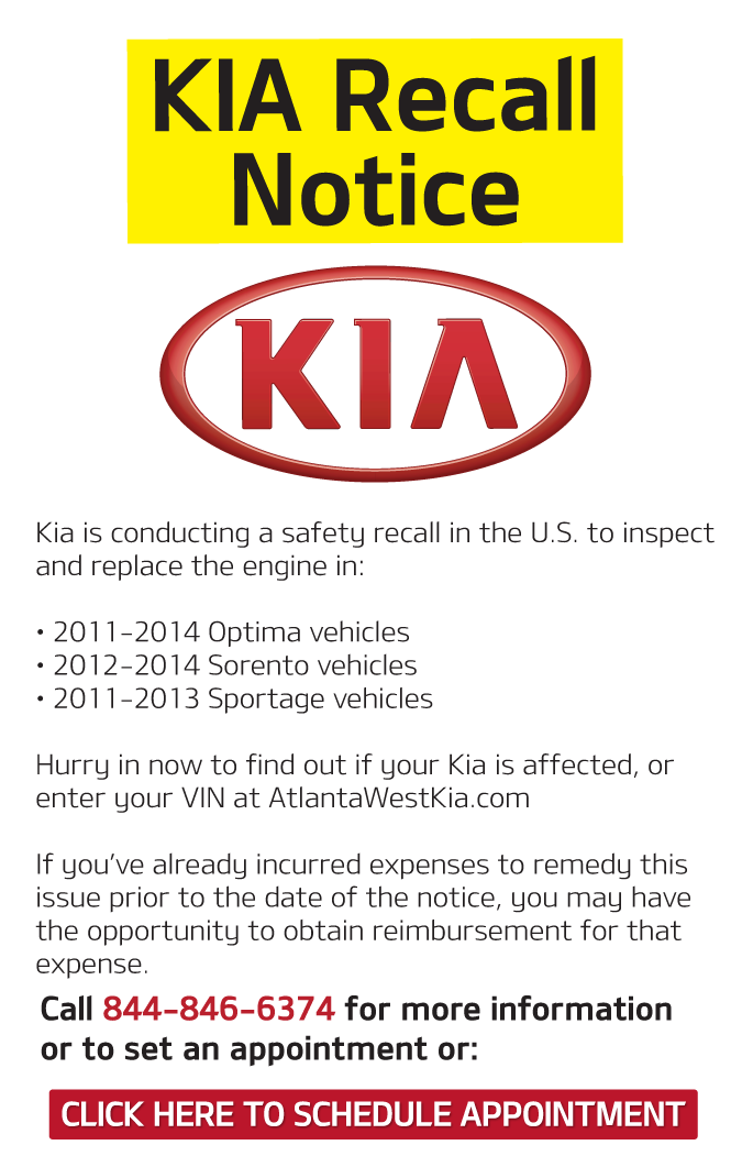 2011 Kia Soul >> Kia Safety Recall Information