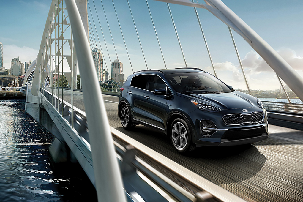 New 2020 Kia Sportage in Lithia Springs, GA!