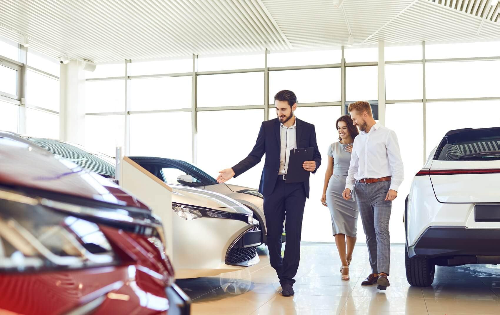Finding a Used Car