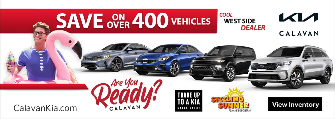 Save on Over 400 Vehicles
